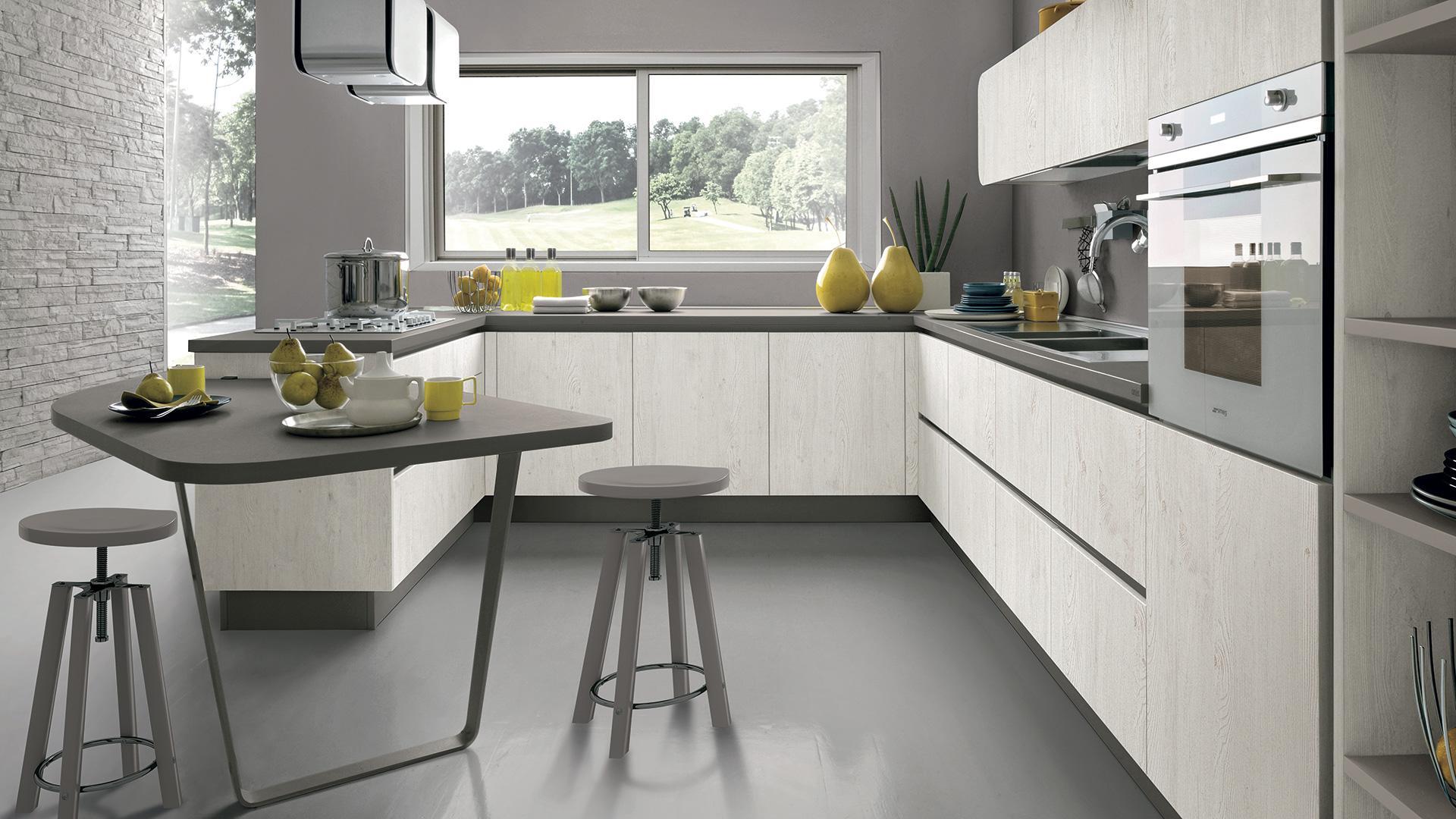 Cucina immagina neck lube store torino centro - Cucine moderne lube ...