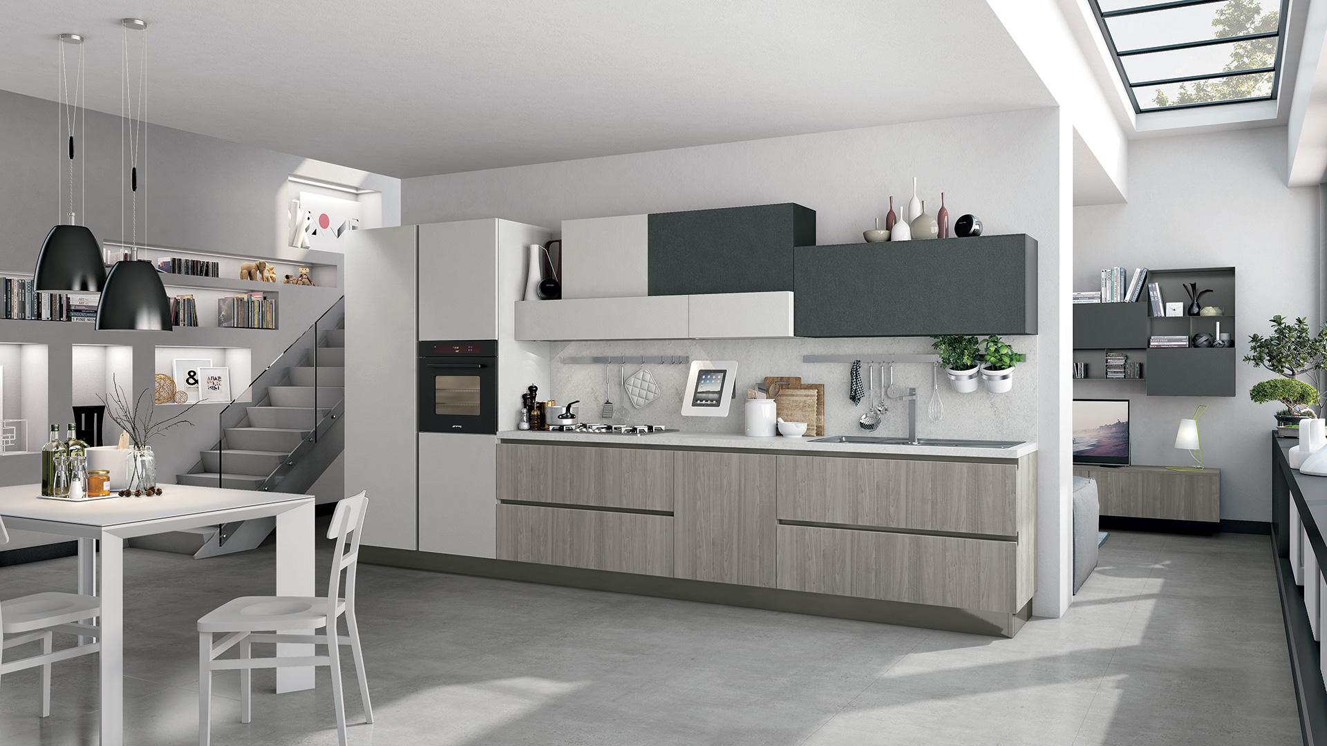 Centro Cucine Torino. Great Awesome Beautiful Cucine Stosa Cucine ...
